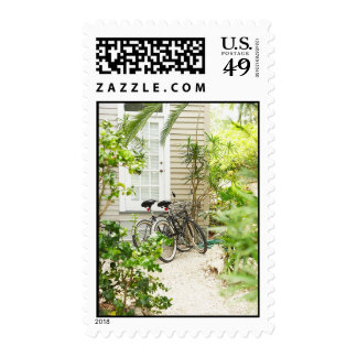 Key West Florida Photography Postage Stamp