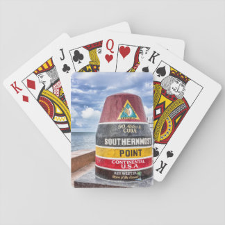 Key West Florida Playing Cards