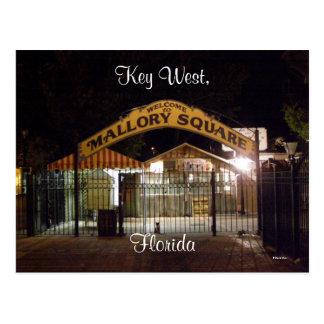 Key West, Florida Post Card