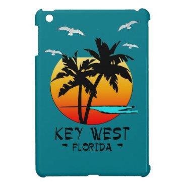 Beach Themed KEY WEST FLORIDA TROPICAL DESTINATION COVER FOR THE iPad MINI