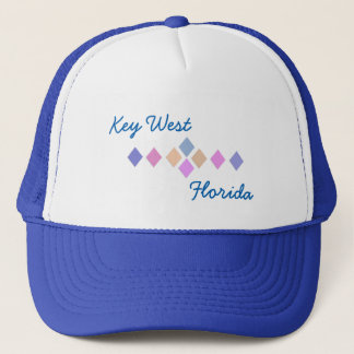 Key West Florida - Trucker hat