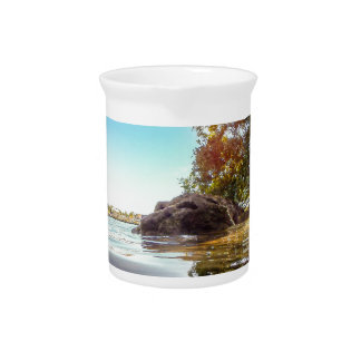 key west florida turquoise water island beaches na drink pitcher