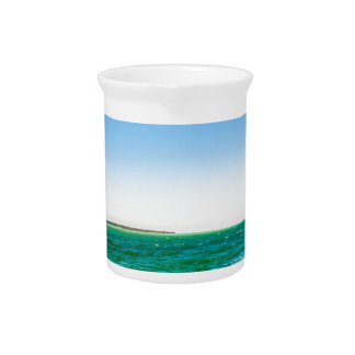 key west florida turquoise water keys beaches natu beverage pitcher