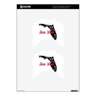 key west Florida Xbox 360 Controller Decal