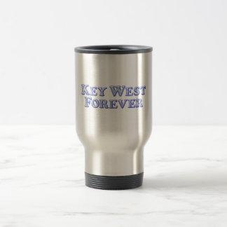 Key West Forever - Bevel Basic Travel Mug