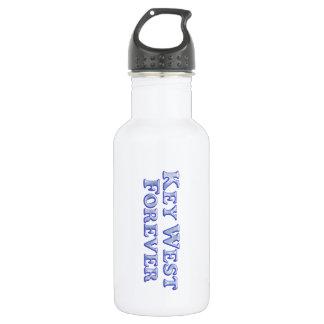 Key West Forever - Bevel Basic Water Bottle