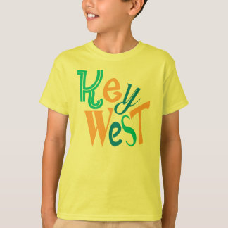 Key West fun typographic design T-Shirt