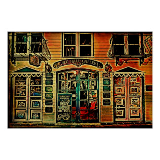 Key West gallery (Deco Design) Posters