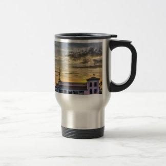 Key West Grill Sunset Travel Mug