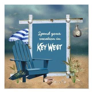 Key West, invitación de las vacaciones de la