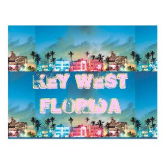 KEY WEST, la Florida Postal