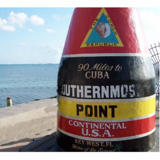 Key West Landmark Statuette