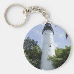Key West Light Keychain