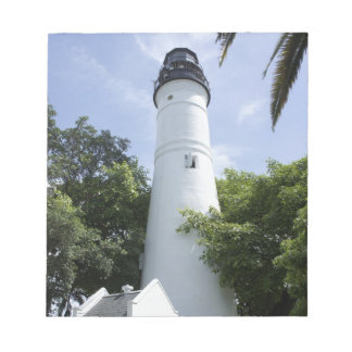 Key West Light Memo Note Pad