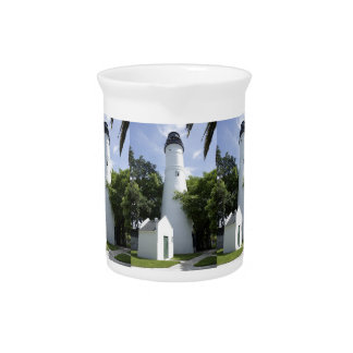 Key West Lighthouse Beverage Pitcher