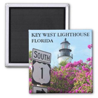 Key West Lighthouse, Florida Magnet