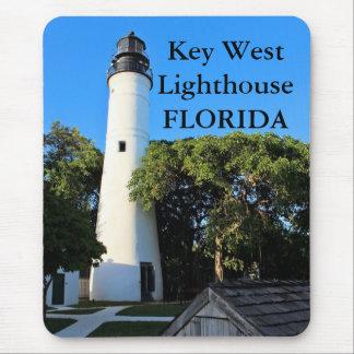 Key West Lighthouse, Florida Mousepad