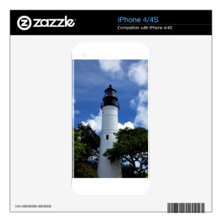 Key West Lighthouse iPhone 4 Decal