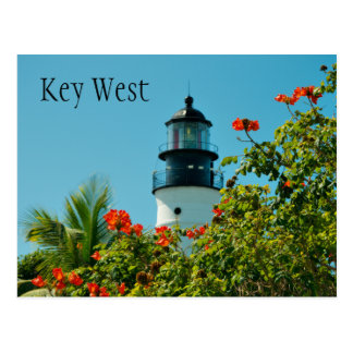 Key West Lighthouse, Key West, Florida Postcard