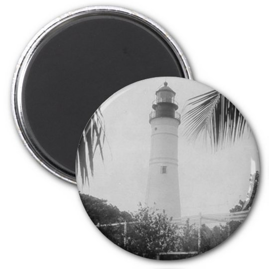 Key West Lighthouse Magnet