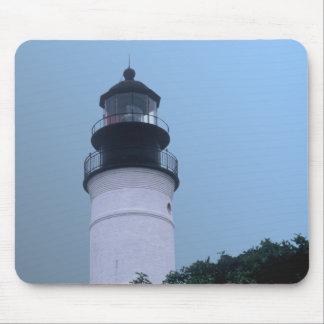 Key West Lighthouse Mouse Pad