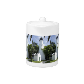 Key West Lighthouse Teapot