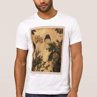 Key West Lighthouse Vintage Photo Shirt