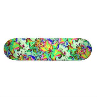 Key West Lily Skateboard Deck