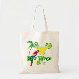Key West Margarita Canvas Bag