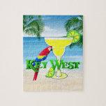 Key West Margarita Jigsaw Puzzle