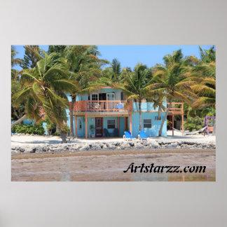 Key West otro gran día en paraíso. Posters