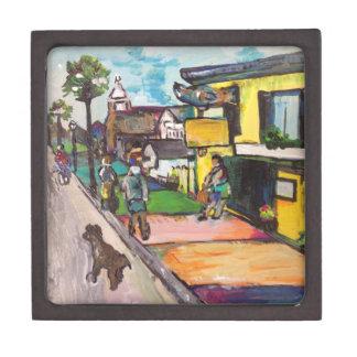 Key West Painting Gift Box