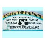 key west, florida, end, rainbow, us-1, hwy-1,