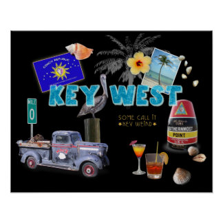 Key West Poster