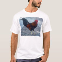 Key West Rooster T-Shirt