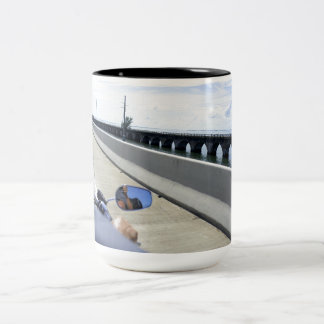 Key West Run Two-Tone Coffee Mug