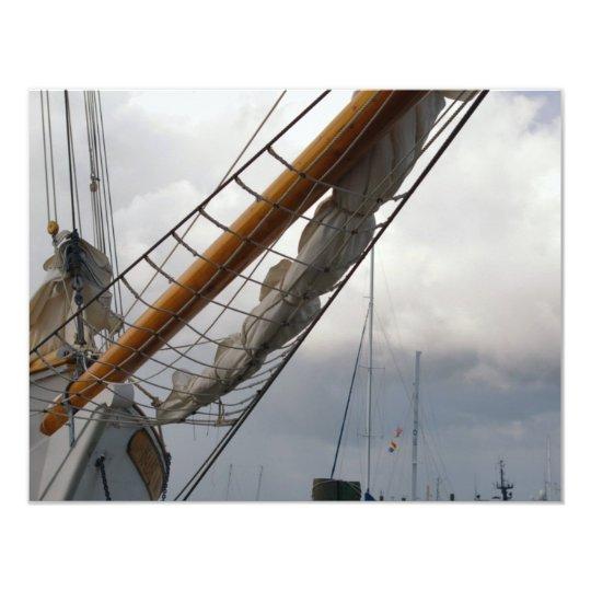 Key West Ship Invitation
