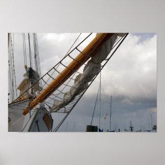 Key West Ship Print