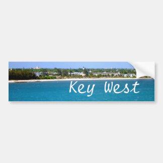 Key West Shore Bumper Sticker