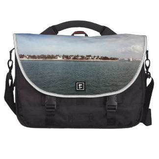 Key West Shore Line Computer Bag
