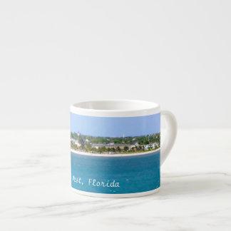 Key West Shoreline Espresso Cup