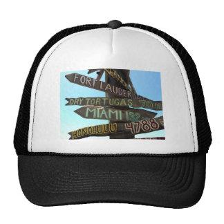 Key West Signs Trucker Hat