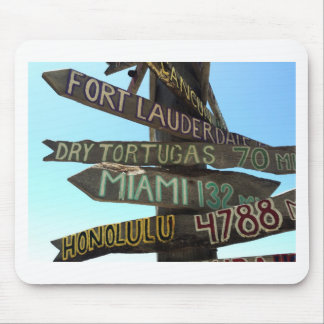 Key West Signs Mouse Pad