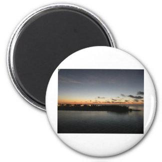 Key West Sunrise Magnet