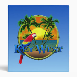 Key West Sunset Binder
