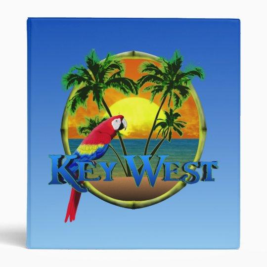 Key West Sunset Binder