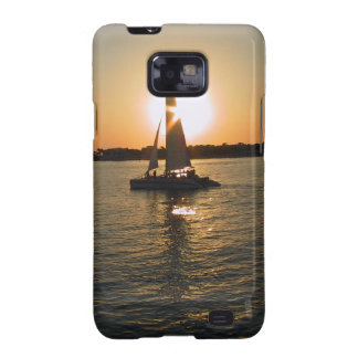 Key West Sunset Samsung Galaxy SII Covers