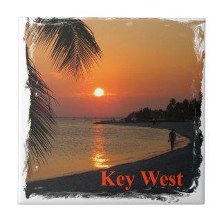 Key West Sunset Ceramic Tile
