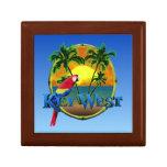 Key West Sunset Keepsake Box