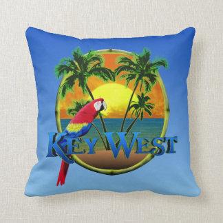 Key West Sunset Throw Pillows